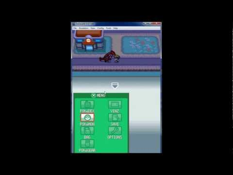 Groudon Action Replay to unlock rayquaza in Heart Gold
