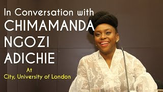 Download Chimamanda Adichie In Conversation at City, University of London Video