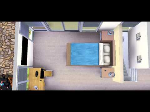 Sims 3 Modern House #2 With Download! !HD!
