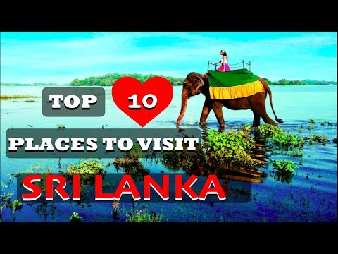 Top 10 Places To Visit In Srilanka