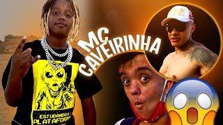 MC CAVEIRINHA NA MANSÃO MAROMBA | OLHA O QUE ELE APRONTOU