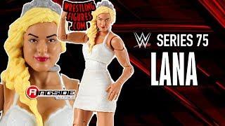 WWE FIGURE INSIDER: Lana - WWE Series 75 Toy Wrestling Action Figure
