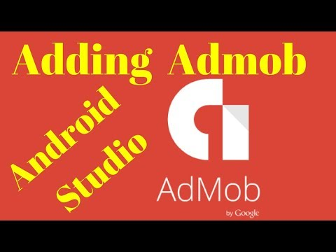 Adding Admob to android studio | Android App Development