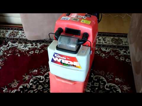 How to Use a Rug Doctor for Upholstery Cleaning Video