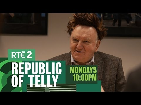 George Hook is Totes Amazing | Republic of Telly | Mondays 10pm RTÉ 2