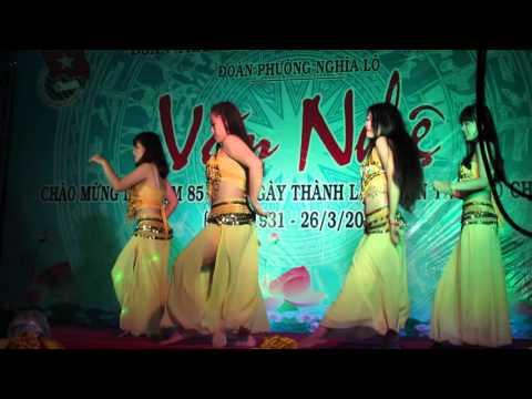 Múa Ấn Độ - Temptation