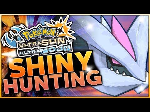 LIVE ULTRA WORMHOLE SHINY KYUREM HUNTING! Pokemon Ultra Sun and Ultra Moon Shiny Hunting w/ HDvee