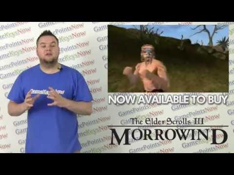 The Elder Scrolls III: Morrowind GOTY Edition In Stock Now At GameKeysNow.com