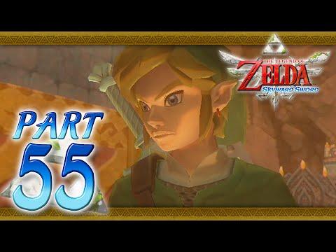 The Legend of Zelda: Skyward Sword - Part 55 - Volcano Summit