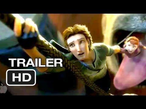 Epic Official US Trailer #2 (2013) - Amanda Seyfried, Josh Hutcherson Movie HD