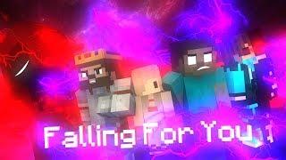 "♪ "" Falling For You "" ♪ - An Original Minecraft Animation [S2 | E4]"
