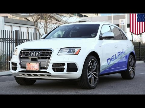 Self-driving car: Forget Google! This driverless Audi SQ5 is about to drive across America