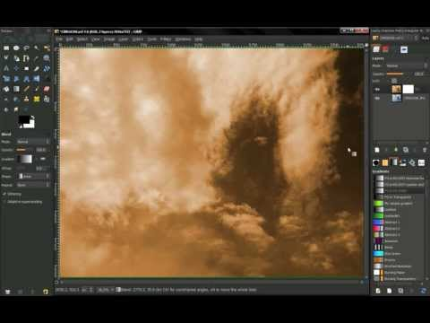 Foreground and Background colors - GIMP Beginners' Guide ep88