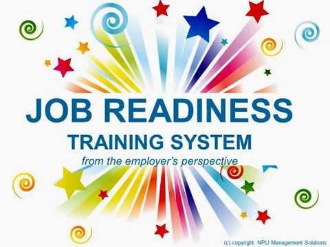 Complete Curriculum - Job Readiness Training