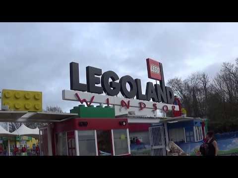 Legoland Windsor March 2018 Highlights