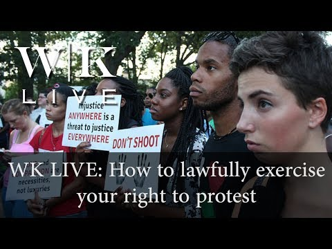 How to Protest Lawfully