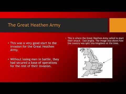 SETTLEMENT - Vikings in Britain Part 1