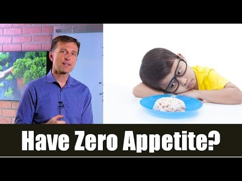 I Have Absolutely NO Appetite - Do I Eat?