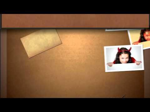 Photoshop CS5 Animation - Animated Photo Collage Intro