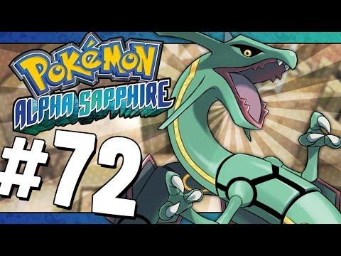 Sky Pillar || Pokémon Alpha Sapphire - #72