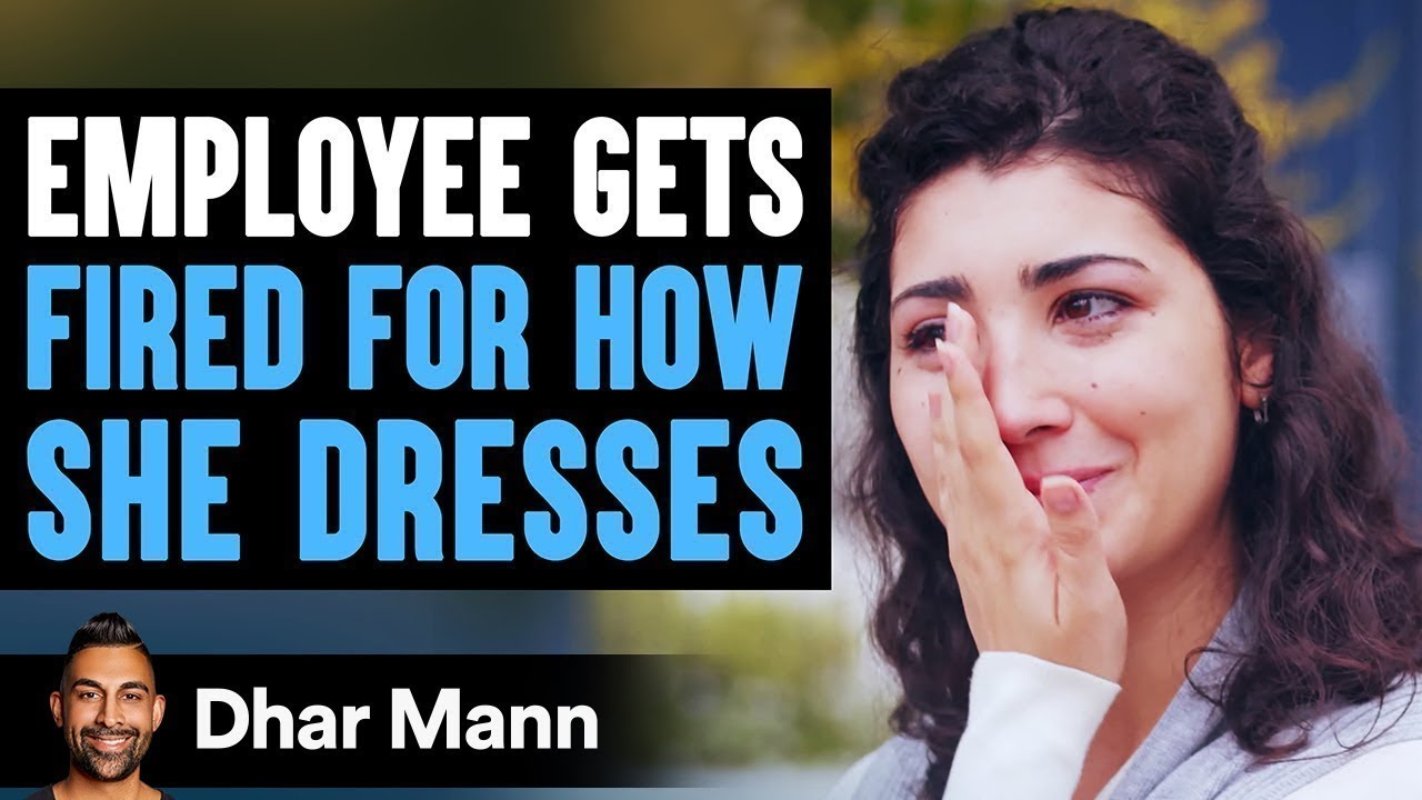 Employee Gets Fired For How She Dresses, What Happens Next Will Shock You | Dhar Mann