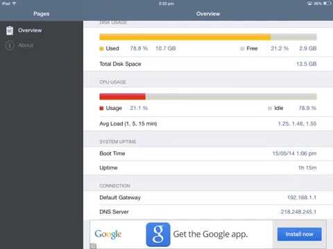System Status Lite - Monitor Your iPhone, iPad Battery Performance