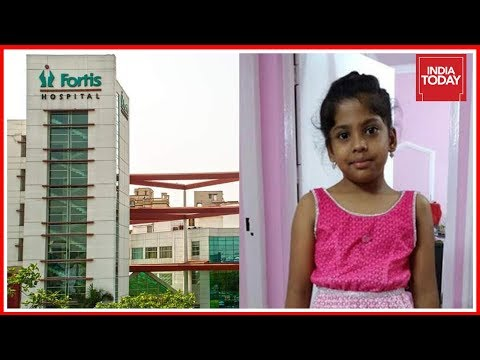 7-Year-Old Girl Dies From Dengue, Fortis Charges Parents Rs 16 lakhs | #JusticeForAdya