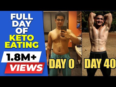 Detailed Diet Plan for FAST fat loss - Ketogenic Diet  | BeerBiceps Keto Weight Loss