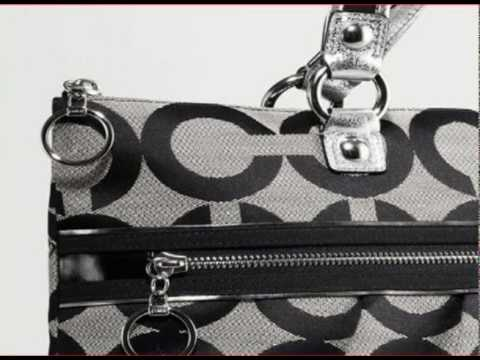Coach New Poppy Op Art Glam Tote - PinkOwls.com