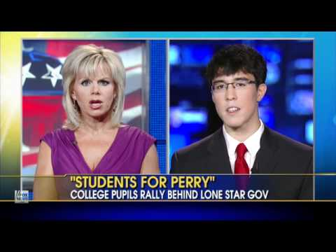 Perry Popular With College Students ?