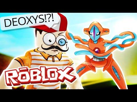 Roblox Adventures / Project Pokemon / DEOXYS HUNT!