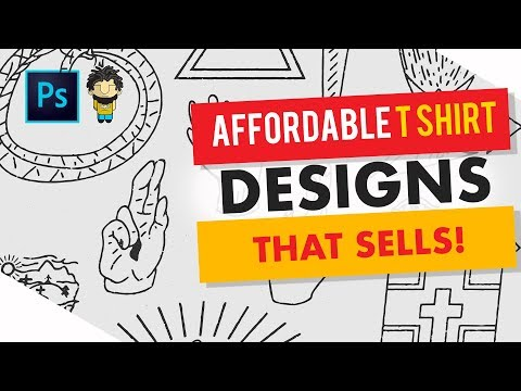 Work SMARTER with T Shirt Design Templates