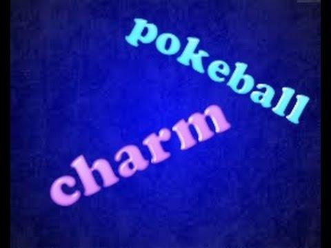 rainbow loom pokeball charm l how to