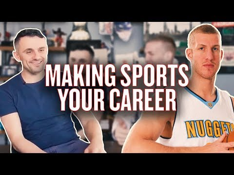 When to Consider a Professional Career in Sports | #AskGaryVee with Mason Plumlee