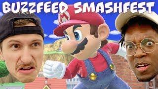 The Buzzfeed Super Smash Bros Ultimate Showdown