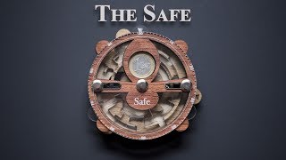 Crack the SAFE and free the coin