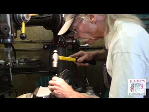 Broken Easy Out Inside a Broken Bolt - Extraction - Part 2