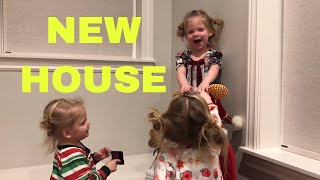MOVING INTO OUR NEW HOME AND THE DAYS FOLLOWING