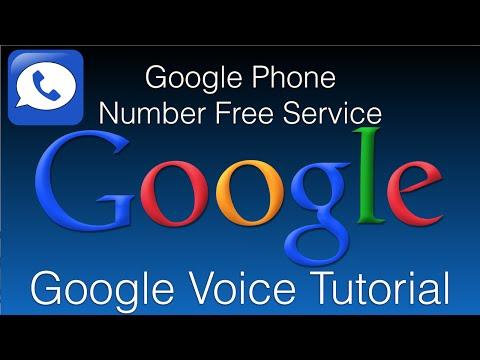 Google Phone Number Free Service