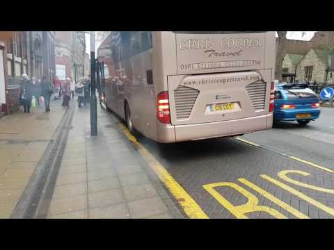 Chris cooper travel How on Earth did this coach pass it's emissions test. #CO2
