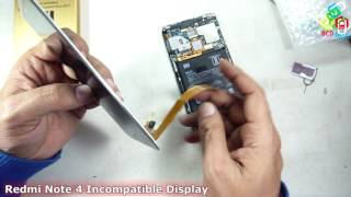 Xiaomi Redmi Note 4 Incompatible Display | Beware of that |