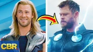 Time Travel Could Fix Major MCU Plot Holes In Avengers Endgame