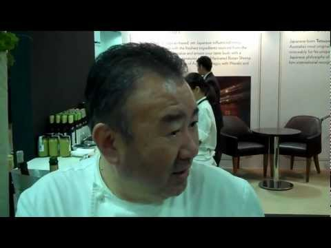 Chef Tetsuya Wakuda Brings Waku Ghin to Singapore