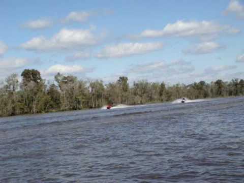 Oct 17 Jet Ski Run - South Louisiana - Amite/Blind River