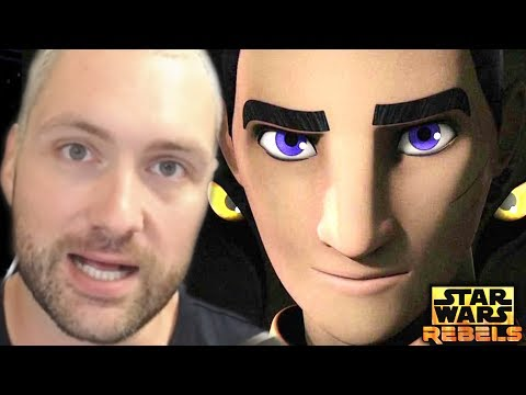Star Wars Rebels Finale Season 4 Review: Family Reunion and Farewell (Dashcussion)
