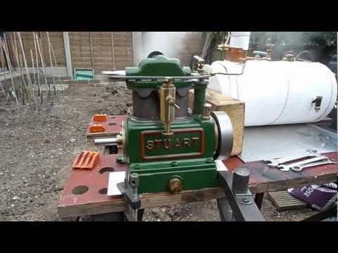 Stuart Turner Sirius steam engine