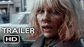 Atomic Blonde Official Trailer #3 (2017) Charlize Theron Action Movie HD