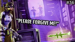 Saddest Moments in Fortnite #36 (TRY NOT TO CRY)