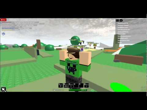 ROBLOX major hack on town of robloxia