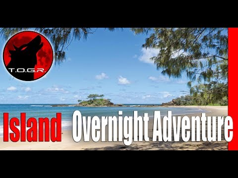 Beach Camping and Canoeing Adventure - Bear Island NC
